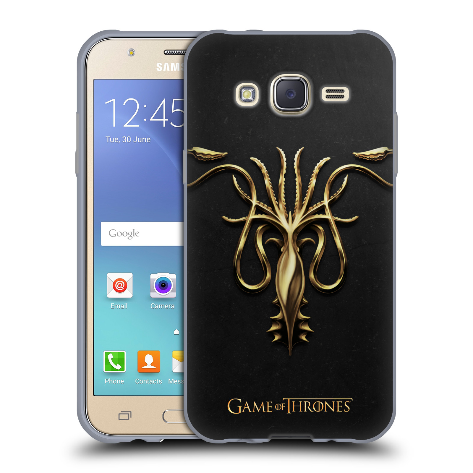 OFFICIAL HBO GAME OF THRONES SIGILS SOFT GEL CASE FOR SAMSUNG PHONES 3