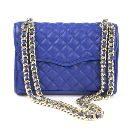 s sold product rebecca gray quilted previously women bag mauve in shopbop quilt gallery bags affair normal charcoal lyst at minkoff mini