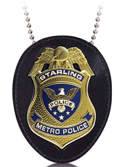 Arrow Starling City Police Badge Prop Replica by DC Collectibles