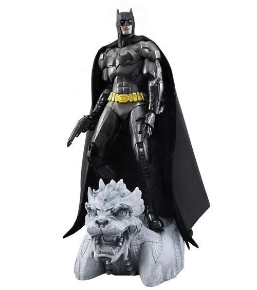 "Batman Super Alloy 12"" Collectible Action Figure by Play Imaginative"