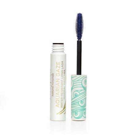 Pacifica Aquarian Gaze Water Resistant Long Lash Mineral Mascara - Deep -- 0.25 oz (pack of