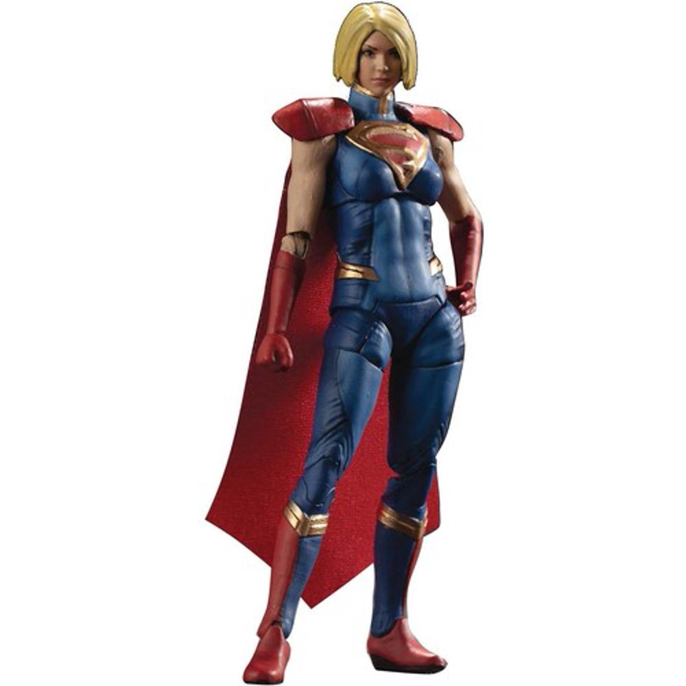 Injustice 2 Supergirl PX 1/18 Scale Fig - Walmart.com