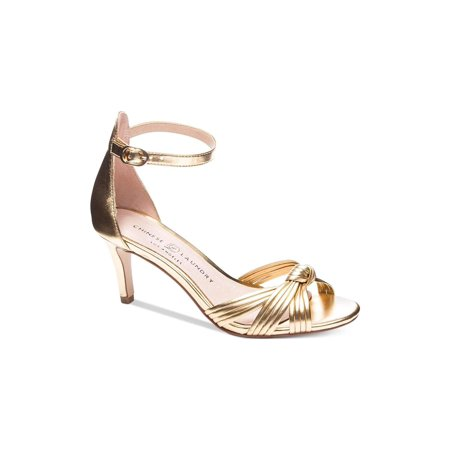 Chinese Laundry Studded Sandals (Chinese Laundry Womens Robbie Open Toe Casual Ankle Strap)