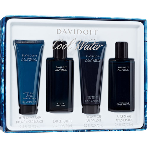 Coty Davidoff Cool Water Men's Fragrance Gift Set