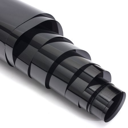 "DNF 2 PLY Carbon 35% 30"" x 100 FT Window Tint Film- LIFETIME WARRANTY GUARANTEE!FREE SQUEEGEE"