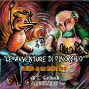 Le avventure di Pinocchio - Audiobook