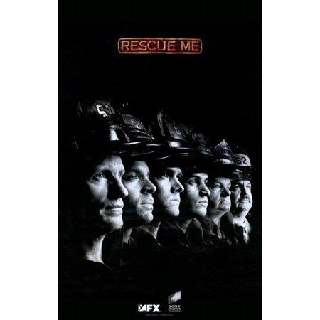 Rescue Me  Tv  Movie Poster  11 X 17