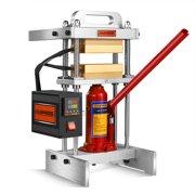 Dabpress 4 Ton Portable Rosin Press Machine - Dual 3x5 inches Heated Plates