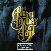 The Allman Brothers Band - A Decade Of Hits 1969-1979 (CD)