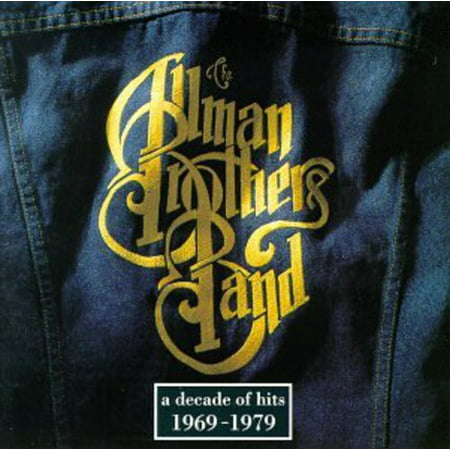 The Allman Brothers Band - A Decade Of Hits 1969-1979