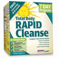 Total body cleanser