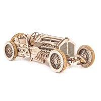 UGEARS Prix Car Wooden Model