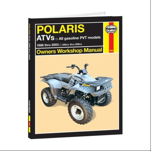 1996 Polaris Xplorer 300 4x4 Service Manual