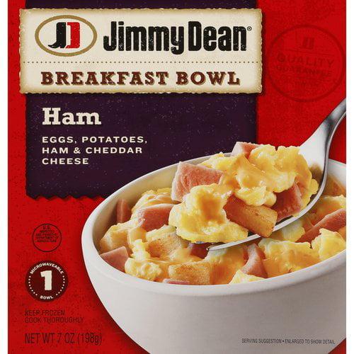 Jimmy Dean Ham Breakfast Bowl, 7 oz