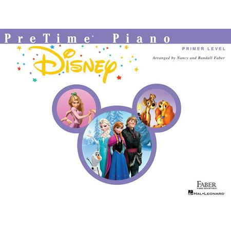Faber Pretime Piano (Pretime Piano Disney : Primer Level)