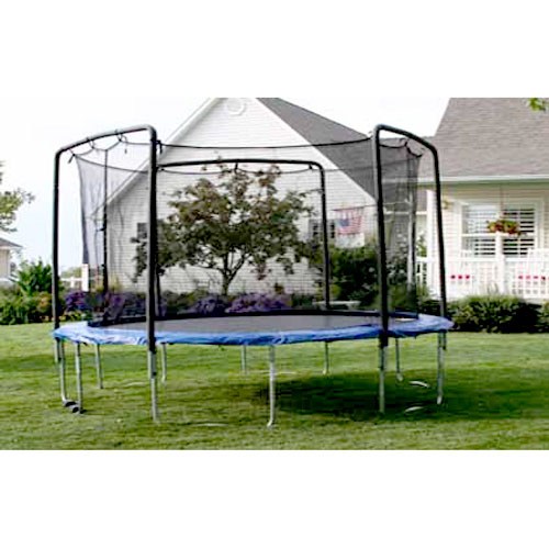 Skywalker 15' Trampoline & Enclosure Bundle