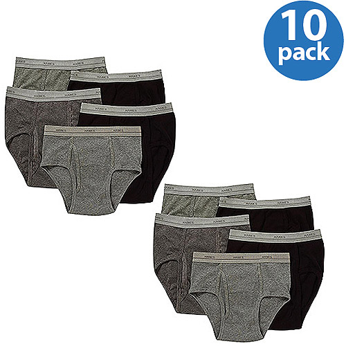 Hanes - Boys' Briefs, 10-Pack