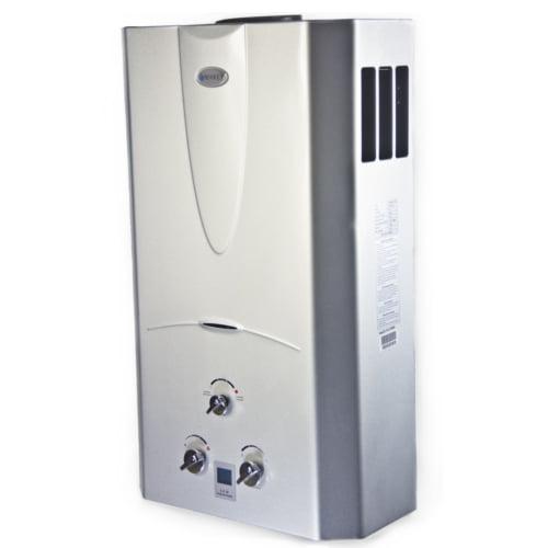 Marey 4.3 GPM Tankless Natural Gas Hot Water Heater Digital Display GA16NGDP