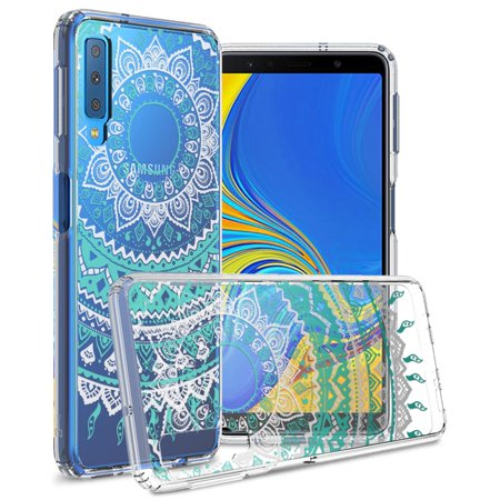 best authentic c4ddc 37521 CoverON Samsung Galaxy A7 (2018) (A750) Case, ClearGuard Series Clear Hard  Phone Cover