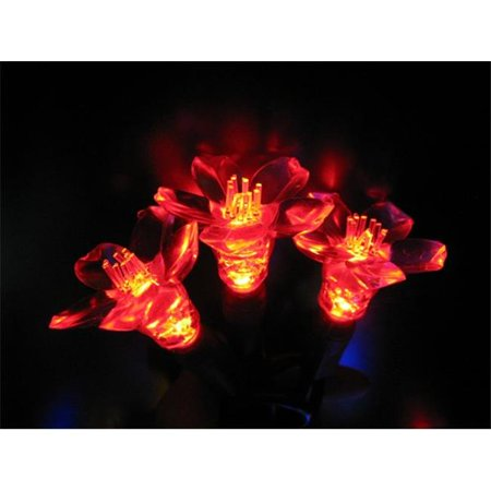 LED Specialty Lights - Cherry Blossoms - Red Cherry Blossom