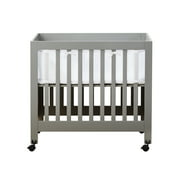 BreathableBaby® Classic Breathable Mesh Mini Crib Liner, Anti-Bumper, Non-Padded- White