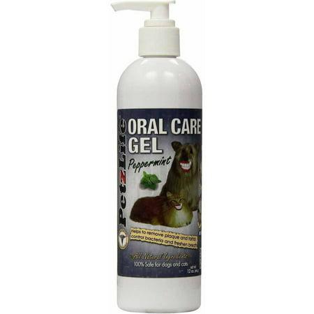 PetzLife Oral Care Gel Original Refill, 12 oz