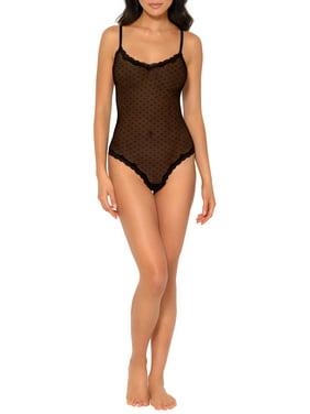 Women's Smart & Sexy Sherry Lace & Mesh Bodysuit