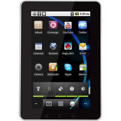 "Filemate Identity with Wi-Fi,  8GB Memory & 7"" Capacitive Touchscreen Tablet PC Featuring Android 2.2 (Froyo) Operating System"