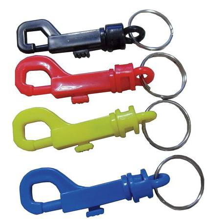 Battalion 25PA22 Assorted Plastic Plastic Key Clip](Key Clips)