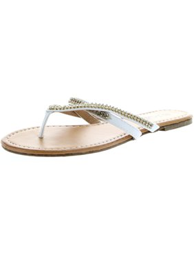 ad6979ba79c7e Product Image Luo Luo Womens Emma Dressy Rhinetone Sandals