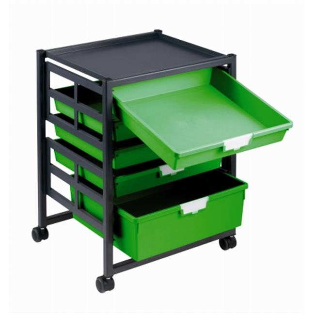 Certwood CE2300 EW 6 Tray Unit in Metal