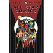 All Star Comics Archives: All Star Comics - Archives, Vol 02 (Series #02) (Hardcover)