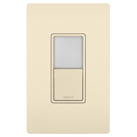 White Control Switch (Legrand NTL873 Radiant Switch and Nightlight Wall Control )