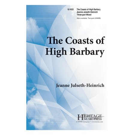 The Coasts of High Barbary-Ed Octavo - 3-pt mxd - Jeanne Julseth - Sheet Music - 151022