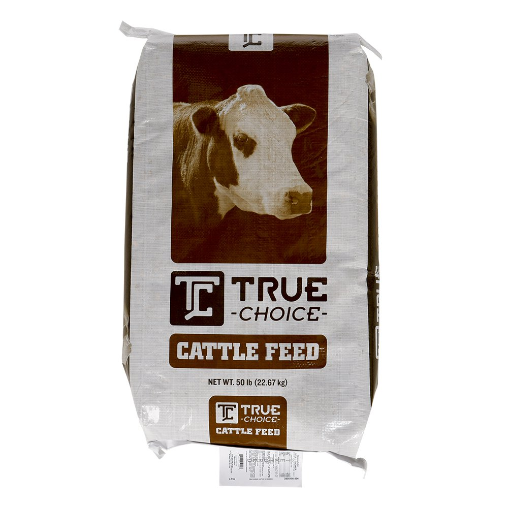 Purina Animal Nutrition True Choice Cattle 12 Grower  50