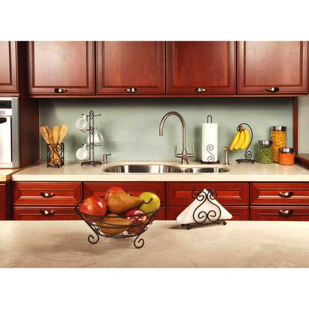 - Home Basics Scroll Collection Fruit Basket