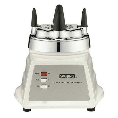 WARING COMMERCIAL 7011BU Lab Blender Base,9-5/8 x 8 x 8-1/8 G8396744