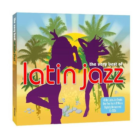 Very Best of Latin Jazz / Various (CD)