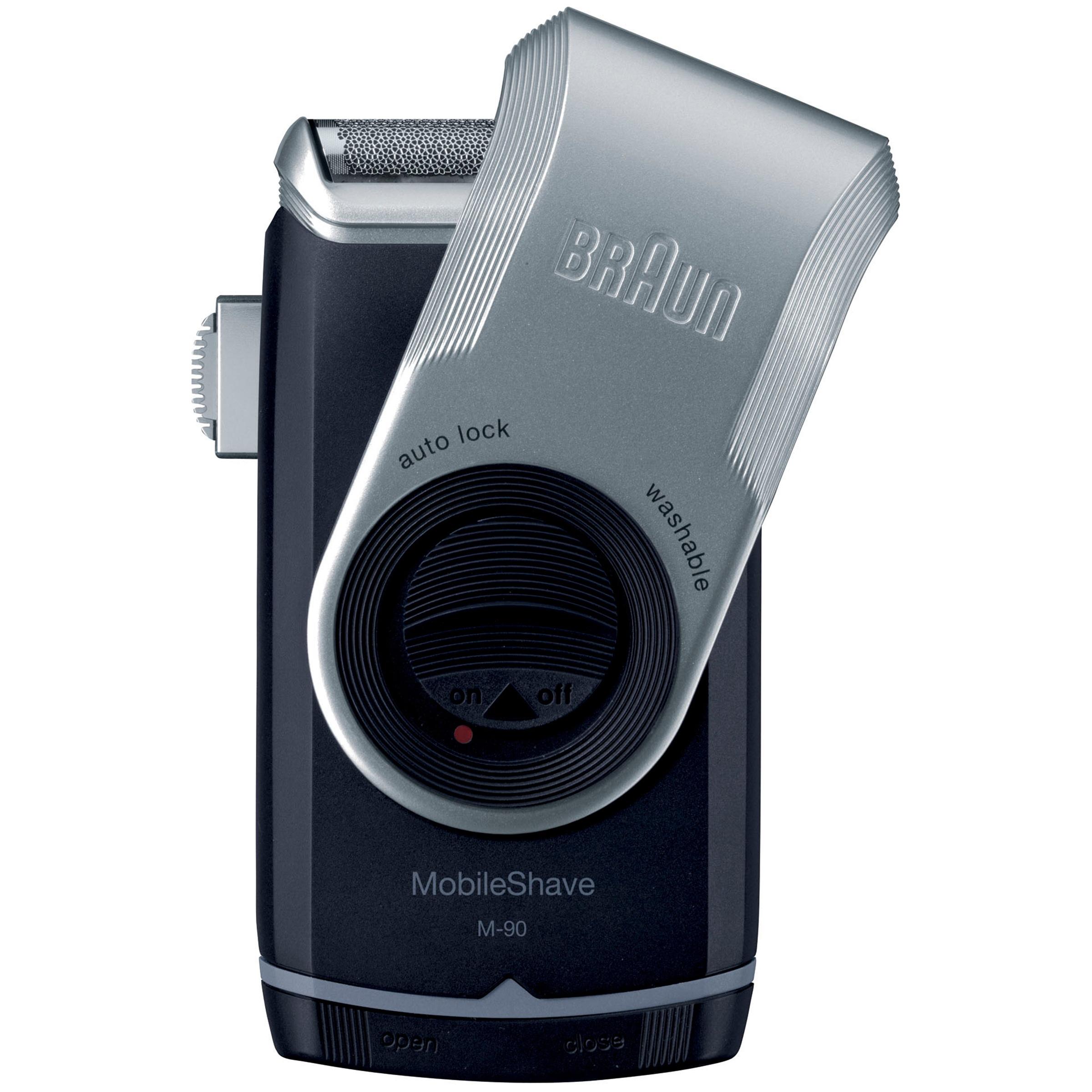 Braun M90 Mobile Shaver, 1 Ct