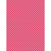 "Decopatch Paper 15.75""X11.75"" 3 Sheets/Pkg-Red Gingham"