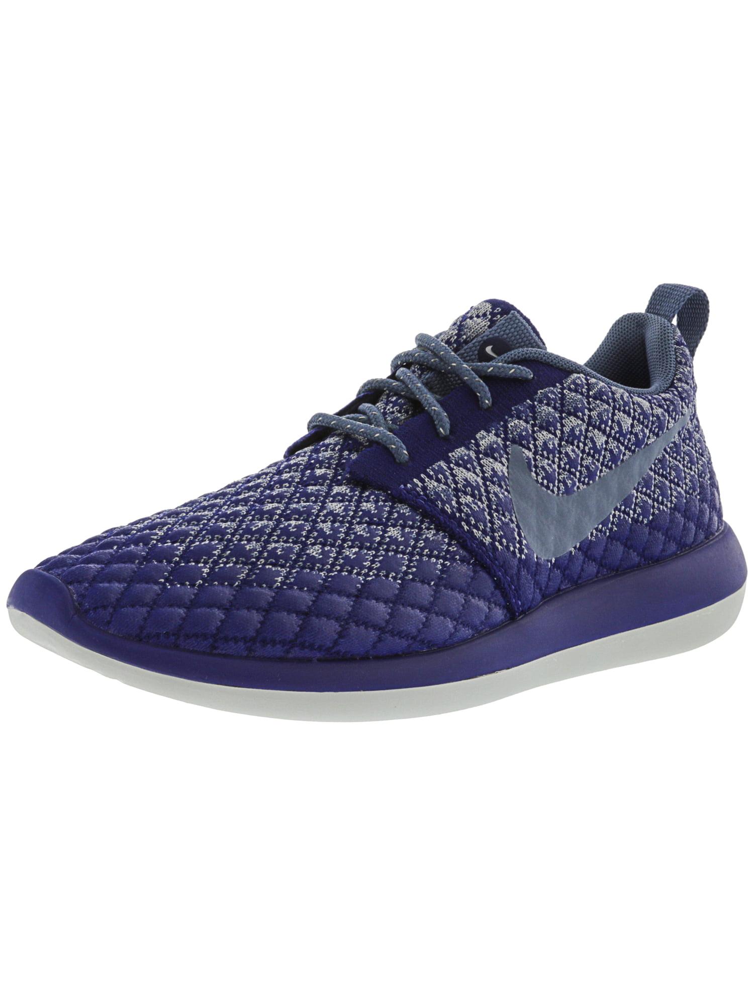 Nike Men/'s Roshe Two Flyknit 365 Ankle-High Fabric Running Shoe