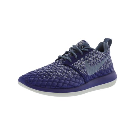 huge selection of 577e4 f0e08 Nike Women s Roshe Two Flyknit 365 Wolf Grey   Grey-Black Ankle-High  Fashion ...