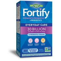 Probiotics: Fortify Women's