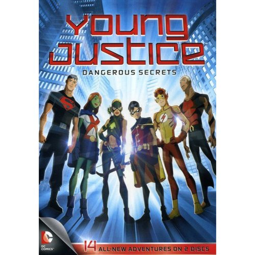 Young Justice: Dangerous Secrets (Widescreen)