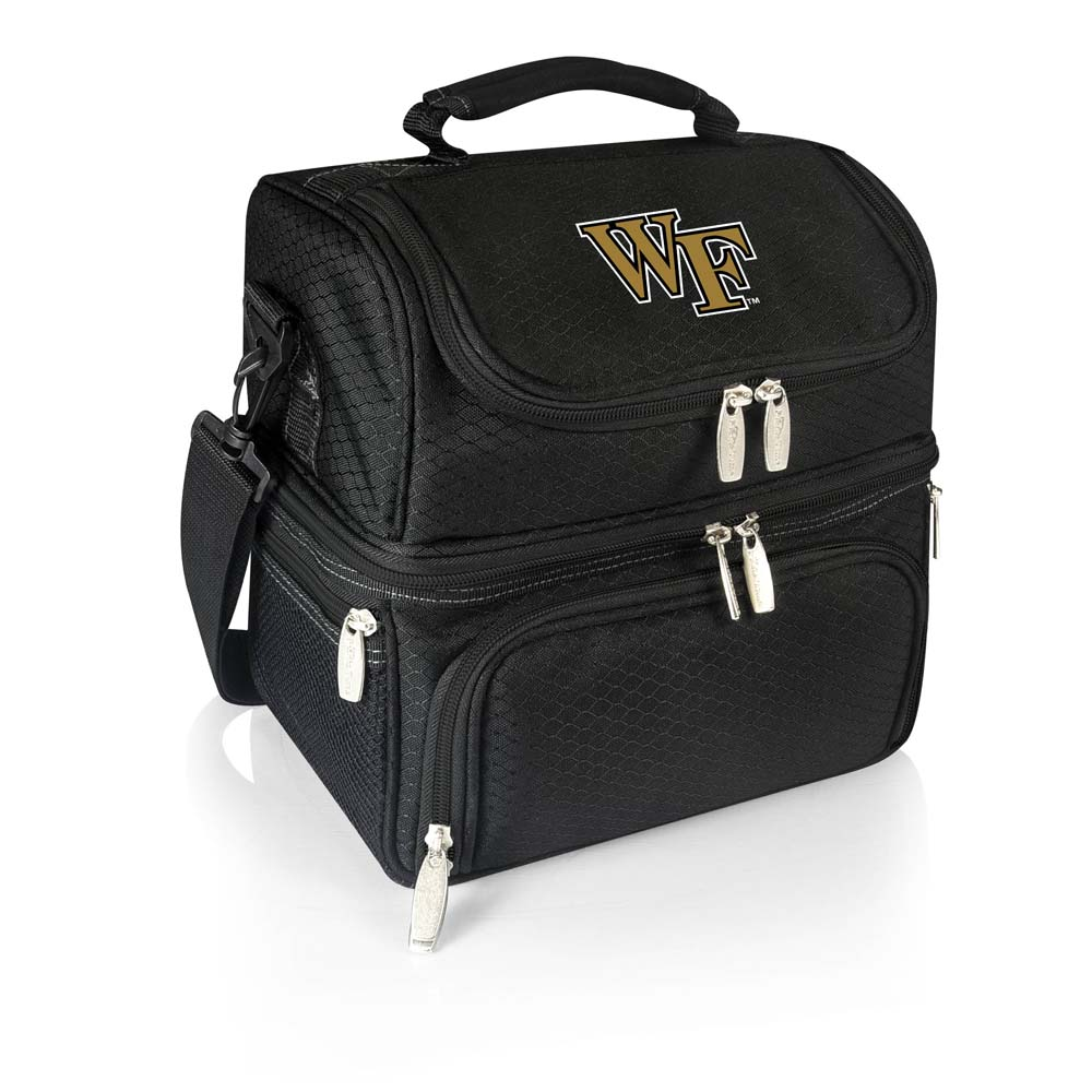 Wake Forest Pranzo Personal Cooler (Black)