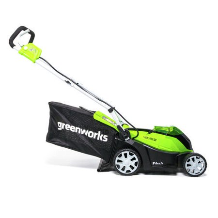 Greenworks G-MAX 40V 14 inch Lawn Mower, Battery and Charger Not Included 2506302