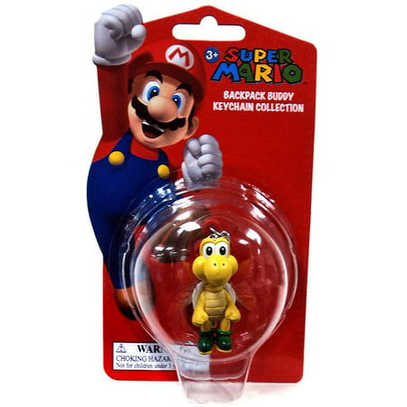 Super Mario Backpack Buddy Collection Koopa Troopa 2
