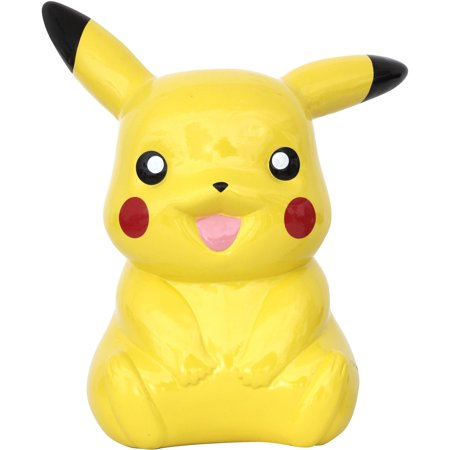 Pokemon Licensed Pikachu Bank