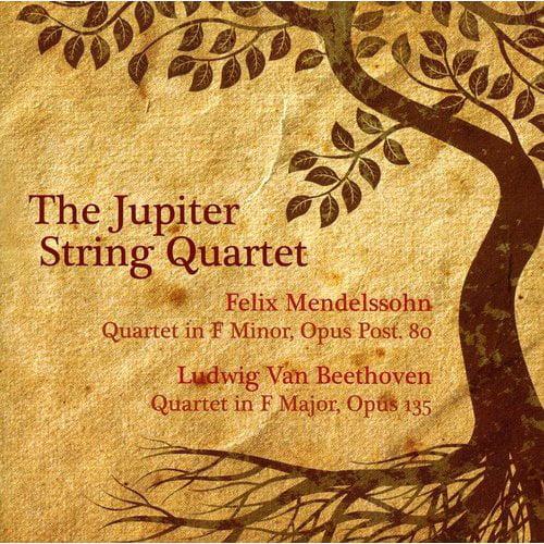 Quartet In F Minor / Quartet In F Major Op 13