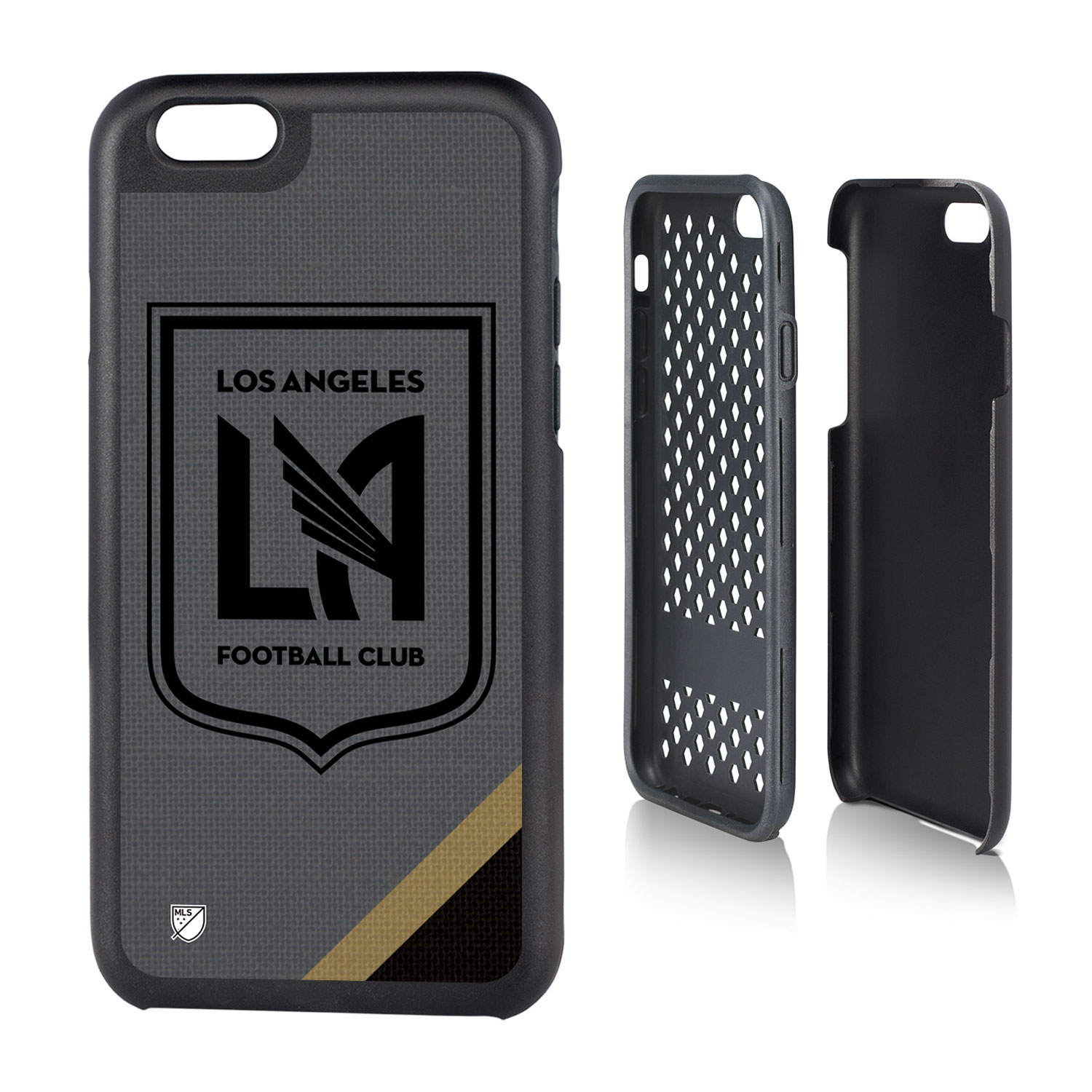Los Angeles Footbal Club LAFC Solid Rugged Case for iPhone 6 / 6S